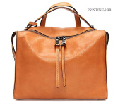 The finest natural leather Ricco Tote Cross Bag