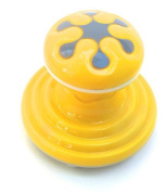 yellow toy, 9go