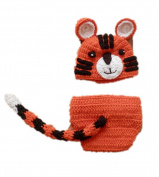 Baby Box Newborn Baby Photography Clothing Props Outfits,Tiger