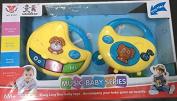 Wonderful Music Baby Series Animal sound & Music sound, Set x 2 pcs