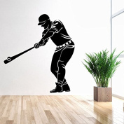 Sports Baseball DIY Wall Stickers Decals Home Decor Art Removable Vinyl Mural