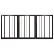 Animal Planet Wooden Pet Gate Fence Dogs Cats Pets Doorway Hall Baby Children RV