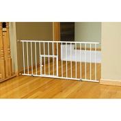 Carlson Mini Gate with Pet Door