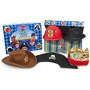 Melissa & Doug Top This! Role Play Hats, Thank you to all the patrons We hope that he has gained the trust from you again the next time the service