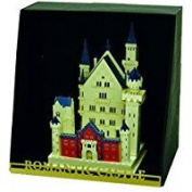 Nanoblock Paper Nano - Neuschwanstein Castle Model Kit Thank you to all the patrons We hope that he has gained the trust from you again the next time the service