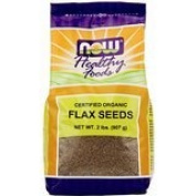 NOW Foods Organic Flax Seeds, 0.9kg Thank you to all the patrons We hope that he has gained the trust from you again the next time the service