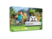Xbox One Console S 500GB Minecraft Bundle