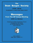 The Dean Burgon Society Messages