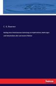 Katalog Einer Hinterlassenen Sammlung Von Kupferstichen, Radirungen Und Holzschnitten Alter Und Neuerer Meister [GER]