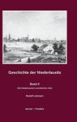 Geschichte Der Niederlausitz. Zweiter Band [GER]