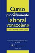 Curso de Procedimiento Laboral Venezolano [Spanish]