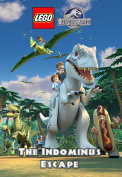 Lego Jurassic World The Indominus Escape DVD  [Region 4]