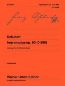 Impromptus Op. 90 (D899)