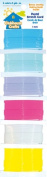 Clubhouse Crafts Stretch Cord-Pastel-6 Colours 4 Yards Each