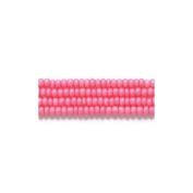 Preciosa Ornela Czech Seed Bead, Terra Opaque Pink, Size 11/0