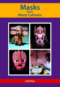 School Specialty CP1978 Crystal Productions Masks from Many Cultures DVD, 21 minutes, 1.5cm Height, 14cm Width, 19cm Length