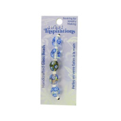 Kole CN132 Monet's Garden Glass Beads
