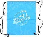 Sports Drawstring Bag Swim Gym Kit Sack