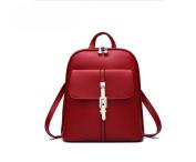 Ladies Backpack Fashion Shoulder Bag Rucksack PU Leather Travel bag