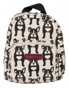 Bungalow360 Womens Canvas Backpack