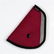 Car Child Safety Cover Shoulder Harness Strap Adjuster Protection Kid Seat Belt (Beige)