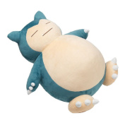 "Jumbo Snorlax Pokemon Centre Soft Plush Toy Game Doll 21.5""/55cm"