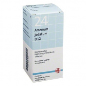 Biochemie DHU 24 Arsenum jodatum D 12 Tablets 200 Pieces
