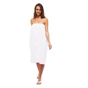 Parisax Terry Towel White Stretch Loops