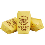 Mitchell's Wool Fat Soap Original Lanolin Bath Soap Set