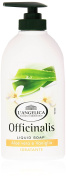 The ANGELICA Liquid soap ALOE-VANILLA 300 Ml. Soaps and cosmetics