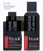 FCUK Sport Hair & Body Duo