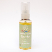 Macerated Oil : Ginger Organic 60ml, Natural Ingredients, Toning