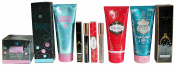 Female Singers EDP, Shower Gel & Lotion Bundle - 7 Items - Katy Perry + Lady Gaga + Britney Spears