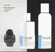 FCUK Watch & Body Duo