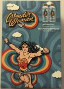 Wonder Woman Shampoo and Conditioner Gift Set