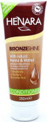 TWO PACKS of Henara Bronzeshine Brunette Conditioner 250ml