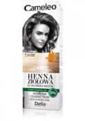 Cameleo Herbal Henna Colouring Cream BLOND 75g Natural Henna extract with Moroccan Oil
