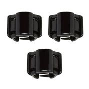 Linshell - Linziclip Mini - Black Solid Gloss