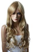 PRETTYSHOP Unixes Fashion Full WIG Long Hair Heat-Resistant blond # 25 FS836k