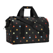Reisenthel Women's Top-Handle Bag Dots C - Allrounder L - 30 Litre