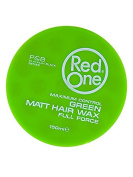 RED ONE MATTE LOOK HAIR WAX Full FORCE MAXIMUM CONTROL