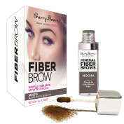Cherry Blooms Instant Fibre Brow Kit With Stencil - Mocha
