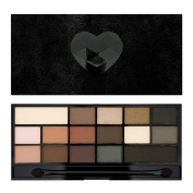 I Heart Makeup Black Velvet Eyeshadow Palette
