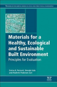 Principles for Evaluating Building Materials in Sustainable Construction