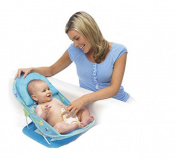 Baby Bather Pillow Folding Bath Chair, Shower Rack, Bath Bed, Bath Rack