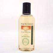 Travel Size Patchouli Organic Face, Hand & Body Wash, Shower Gel, Liquid Soap, Handmade. Vegan. Natural Skin Care. 100ml