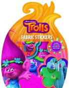Trolls Fabric Stickers