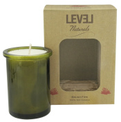 Level Naturals - Soy Candle Brush Fire - 180ml
