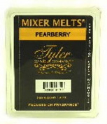 PEARBERRY Fragrance Scented Wax Mixer Melts by Tyler Candles