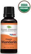 Mandarin ORGANIC Essential Oil. 30 ml. 100% Pure, Undiluted, Therapeutic Grade.